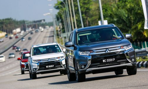 Mitsubishi Outlander Trip with Media | Mitsubishi Motors Malaysia