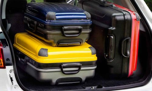 ASX Large Trunk Size | Mitsubishi Motors Malaysia