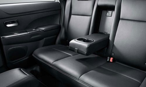 ASX Interior Leather Seat | Mitsubishi Motors Malaysia