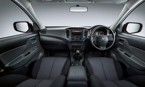 Triton Quest Driver Cockpit Interior Design | Mitsubishi Motors Malaysia