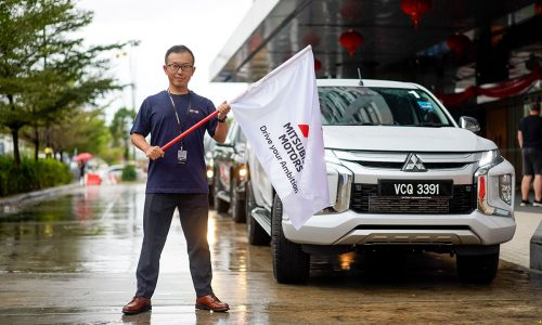 Triton Expedition Launching | Mitsubishi Motors Malaysia