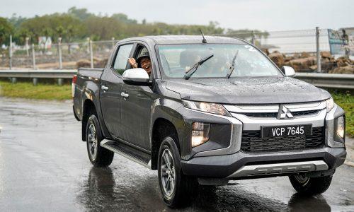 Triton 4x4 Media Drive | Mitsubishi Motors Malaysia