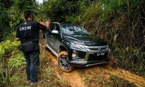 Mitsubishi Triton Off Road Challenge | Mitsubishi Motors Malaysia