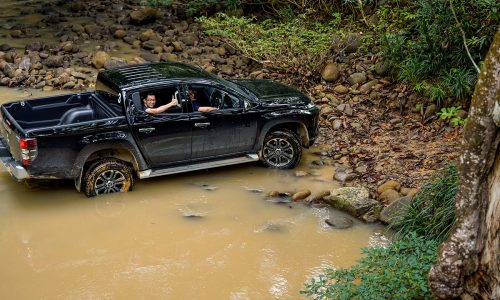 Triton Off road Challenge In Mud | Mitsubishi Motors Malaysia