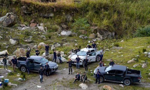 Triton 2019 Media Drive Off Road Challenge | Mitsubishi Motors Malaysia